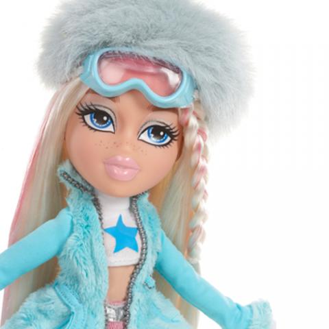 Bratz SnowKissed Doll Cloe |AGE 5+