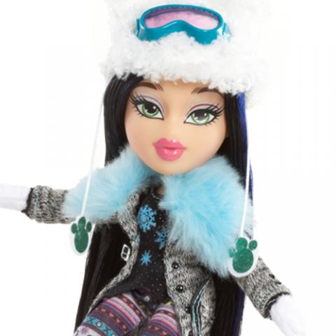 Bratz SnowKissed Doll Jade  |AGE 5+