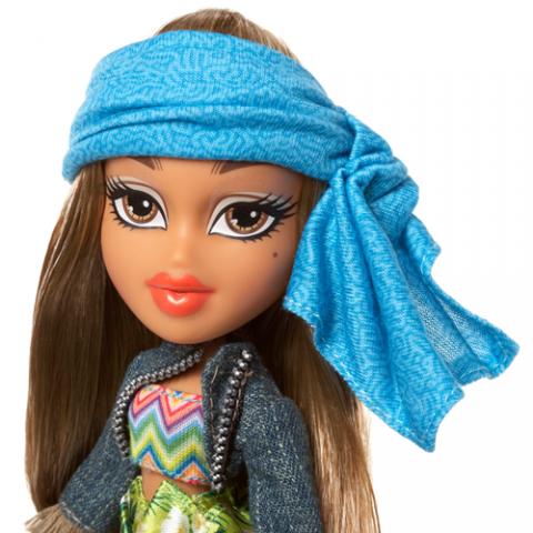 Bratz Study Abroad Doll Yasmin to Brazil |AGE 5+