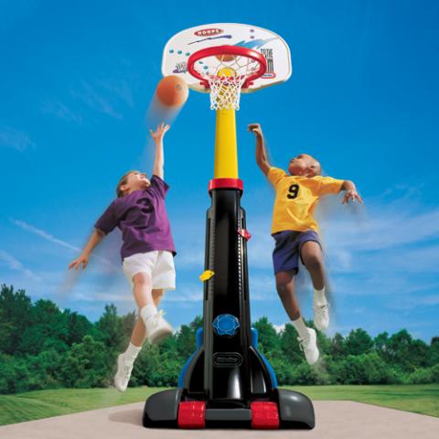 Easy Store Basketball Set Large|AGE 3+