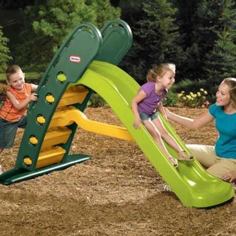 Easy Store Giant Slide Evergreen |AGE 3+