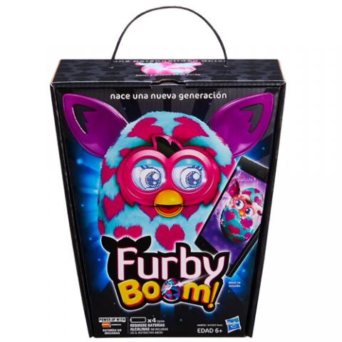 Furby Boom Sweet (Pink Hearts) |AGE 6+