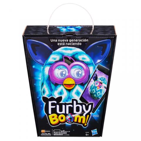 Furby Boom Sunny (Blue Diamonds)|AGE 6+