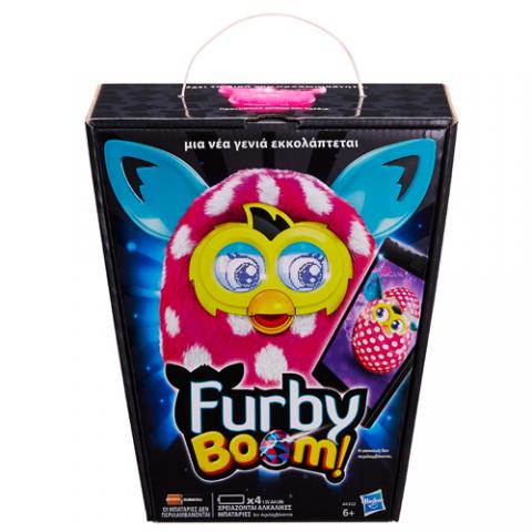Furby Boom Sunny (Polka Dots) |AGE 6+