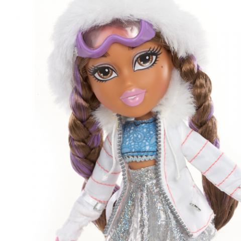 Bratz SnowKissed Doll Yasmin |AGE 5+