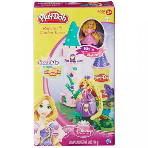 Rapunzel's Garden Tower |AGE 3+