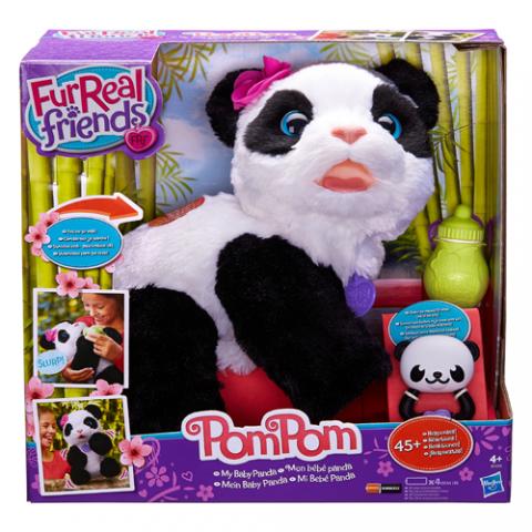 FurReal Friends PomPom  AGE 4+