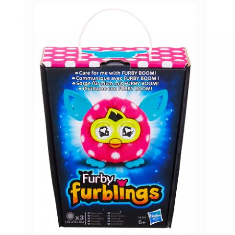 Furby Furbling Creature (Polka Dots)|AGE 6+