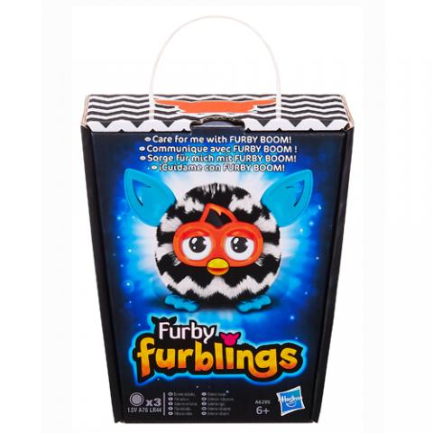 Furby Furbling Creature (Zigzag) |AGE 6+