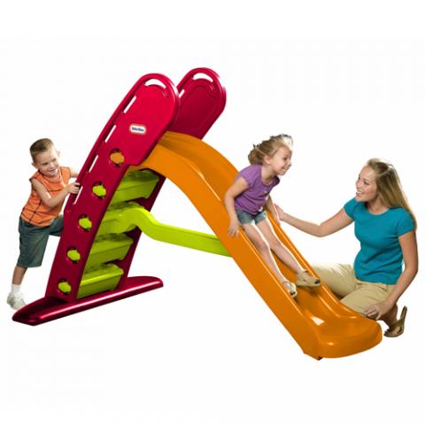Easy Store Giant Slide Rainbow|AGE 3+