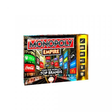 Monopoly Empire |AGE 8+