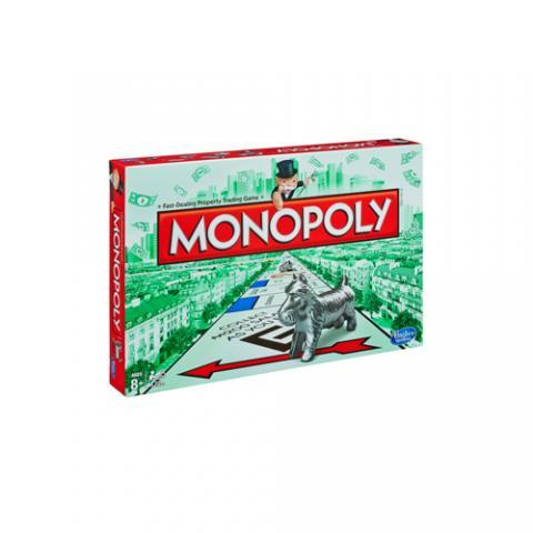 Standard Monopoly|AGE 8+