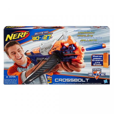 Nerf N-Strike Crossbolt |AGE 8+