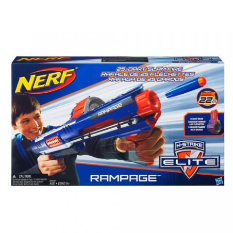 Nerf N-Strike Elite Rampage |AGE 8+