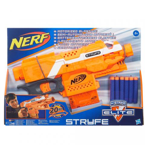 Nerf N-Strike Elite Stryfe |AGE 8+