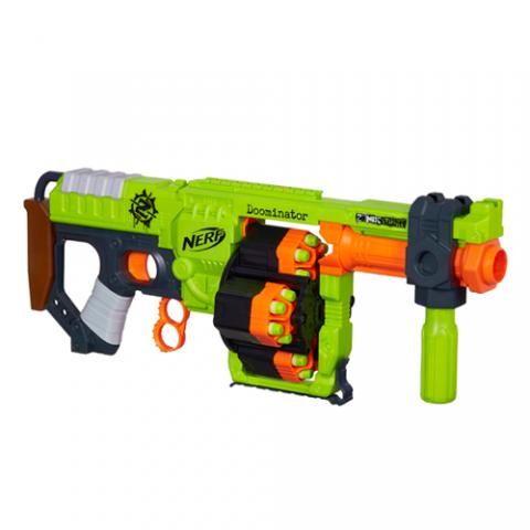 Nerf Zombie Strike Doominator |AGE 8+