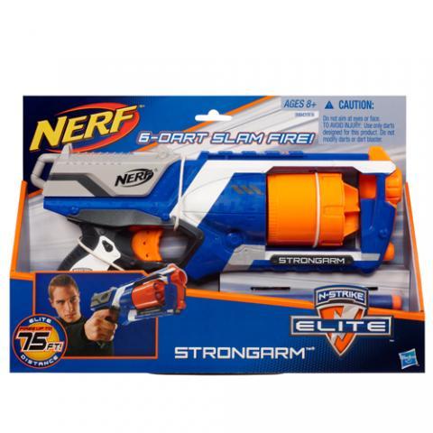 Nerf N-Strike Elite Strongarm Blaster AGE 8+