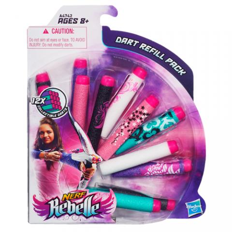Nerf Rebelle Dart Refill Pack|AGE 8+