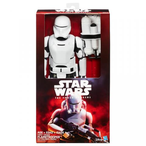 Star Wars Flame Trooper |AGE 4+