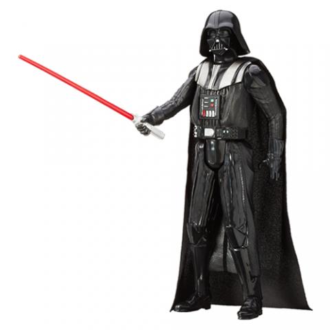 Star Wars Darth Vader Action Figure |AGE 4+